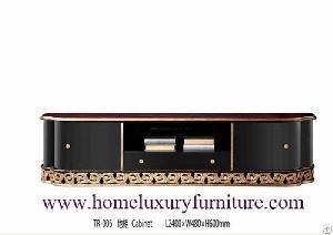 Solid Wood Furniture Living Room Furniture Tv Stands Tr-005