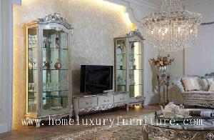 Tv Stands Wooden Furniture Living Room Sets China Supplier Ftv-103