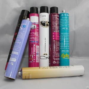High Quality Hair Dye Packing Aluminium Tube