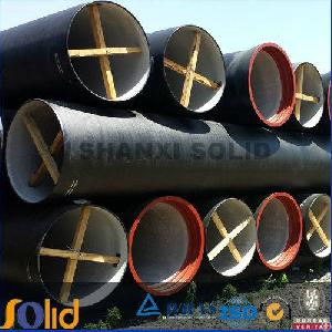Ductile Iron Pipe Length, Ductile Iron Pipe
