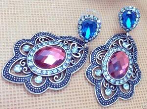 Fashion Jewelry, Costume Earrings, Drop Earring