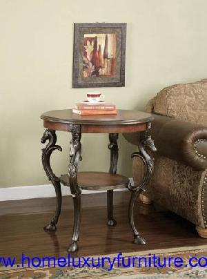 Classic Table End Table France Style Fy-1006