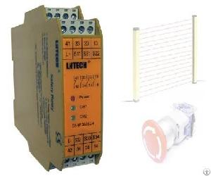 Lntech Safety Relay, Safety Controller