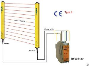 Type 4 Snc Series Safety Light Curtain