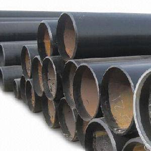 Erw Steel Pipe, Astm A53 Gr A, Gr B, Api Landee Pipe