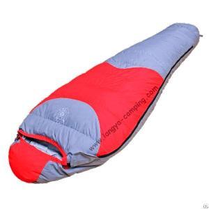 Down Sleeping Bag With 320t Ultra-fine Nylon Fabric