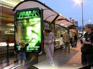 3d poster lenticular printing professionof advertising