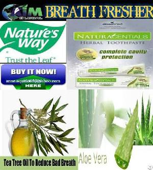 Naturacential Toothpaste