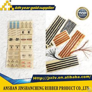 tire sealant car emergency tool bag tyre seal string rubber patch