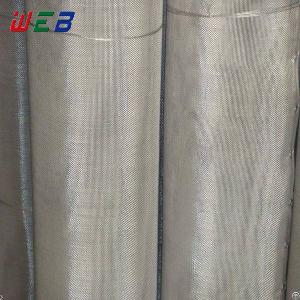 Stainless Steel Wire Netting For Filter Mesh Anping Factory