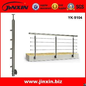 Stainless Steel Balcony Balustrade Support