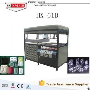 clamshell blister bubble forming egg tray machine
