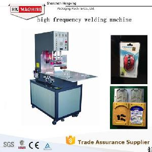 plastic welding machine frequency