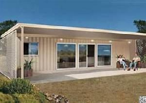 Prefab Movable Mobile Modular Container House