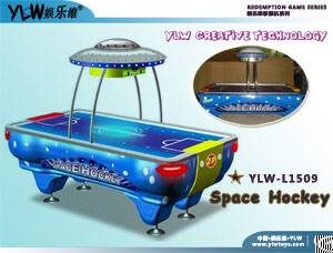 Coin Operated Space Air Hockey, Redemption Ticket Games, Air Hockey Games
