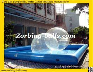 Water Balls Pool Inflatable For Zorb Balls