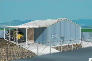 Modular Prefabricated House For Construction Worker Office And Camp