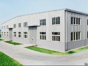 Steel Truss Structure Workshop Building