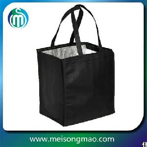 Msm Promotional Fitness Cooler Lunch Bag Foldable Cooler Bag