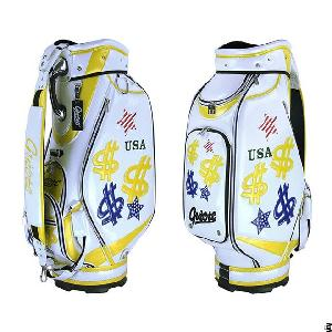 Us Dollar Caddie Golf Cart Bag