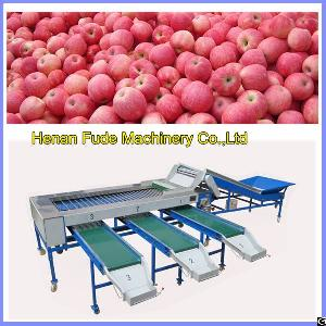 Apple Grading Machine, Mango Sorting Machine