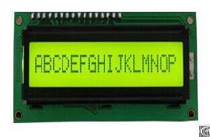 16x2 16x1 lcd module character display manufacturer optoelectrics screen