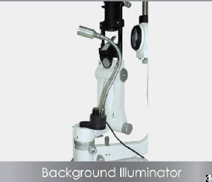 Background Illumination For Slit Lamp