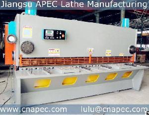 Apec Hydraulic Guillotine Shear Nc / Cnc