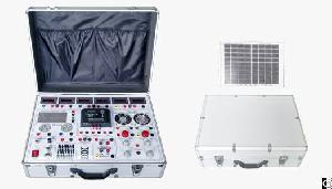 Solar Power Generation Experiment Box