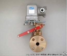 kaneko solenoid valve manual reset m31