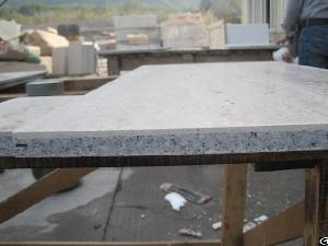Natural Stone Laminated With Granite And Fiberglass