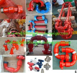 High Pressure Chiksan Cementing And Circulating Hoses