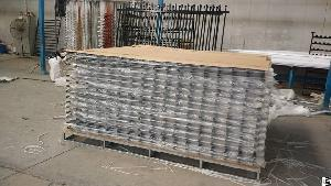 Australia Standard Garrision Fencing Panels And Gates On Sale