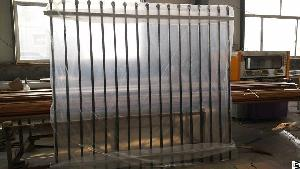 China Manufacturer And Exporter Of Security Garrision Fencing Panels