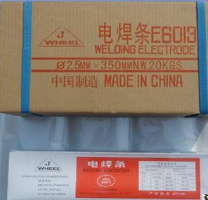Nigeria, Ghona, Benin Well Sold, J Wheel Brand, Aws E6013 , Welding Electrodes
