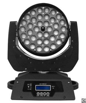 Moving Head Wash, 36pcs 15w 6in1 Led Zoom Moving Head Light Phn066