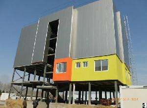 Steel Structure Multilayer Apartment House