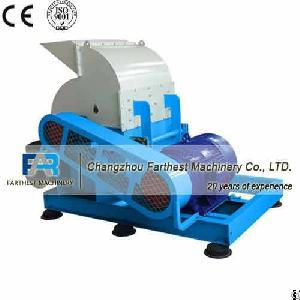 Biomass Waste Wood Crusher Machine For Making Sawdust