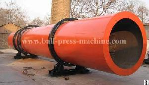 High Capacity Rotary Dryer Mineral Powder Drying Machine
