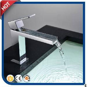 Waterfall Basin Faucet