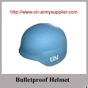 nij iiia aramid pasgt bulletproof helmet