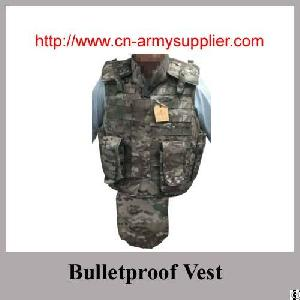 Nij Iiia Digital Camouflage Solid Color Quick Release Bulletproof Vest