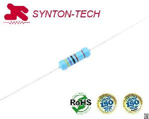High Voltage Resistor Mfh Type 1 / 4w 2w 5% 10r 100m