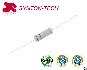 Wire Wound Resistor Knp / Nknp 1 / 4w 10w 5% 0r1 100r