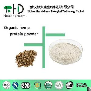 Supply High Quality Organic Hemp Protein Powder