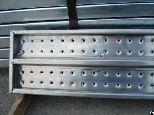metal decking plank hook