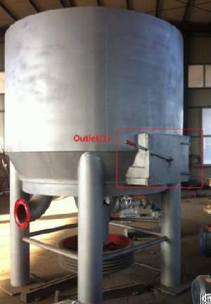 Paper And Pulp Separator
