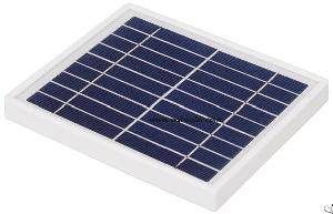9v 3w Poly Crystalline Solar Module