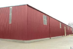 Prefabricated Steel Structure Warehouse Manufacturer