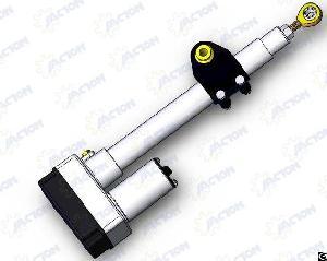 12v 24v 15kn Worm Screw Actuator For Solar Trackerstracking Machine Screw Actuators